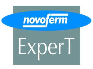 NOVOFERM EXPERT LOGO